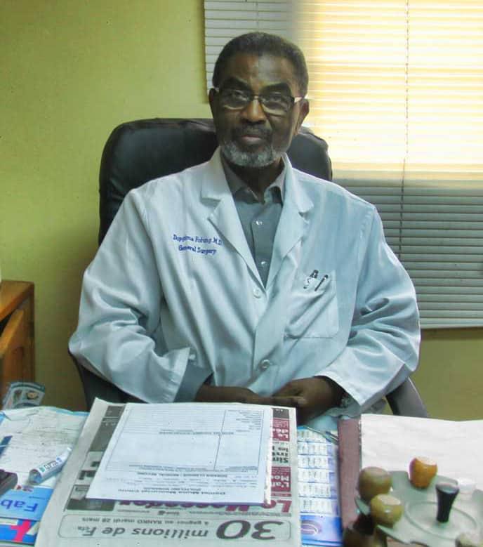DR. DOPGIMA FOFUNG M.D.